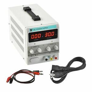 30v 10a Adjustable Variable Digital Dc Regulated Power Supply Lab Grade Ccc Fcc