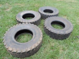 Four Goodyear Wrangler R T Ii Military Truck Tire Tires 16 5 36x12 5x16 5