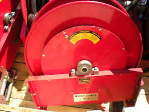 Reelcraft Hose Reel Model D9350 Ompbw Oil Hose Reel 24554