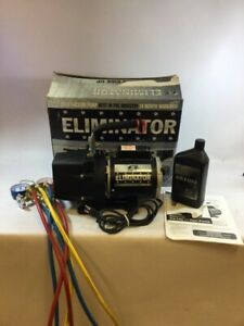 Jb Industries Model Dv 4e Eliminator Refrigerant Vacuum Pump bd3018571