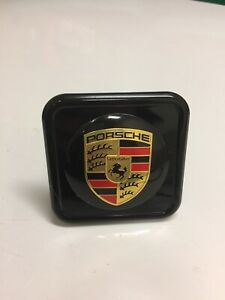 Porsche Receiver Hitch Cover Perfect Condition Cayenne