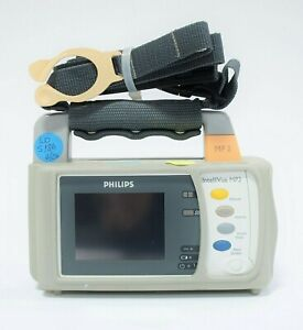 Philips Intellivue Mp2 M8102a Portable Patient Monitor Biomed Cert W warranty
