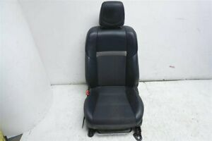 2012 2013 2014 Toyota Camry 2 5l Front Driver Seat Black