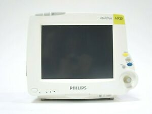 Philips Intellivue Mp20 Patient Monitor M8001a Biomed Cert W 45 day Warranty