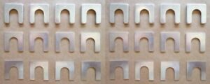 24 Stock Style Body Shims 1970 Up Ford Pickup Van F100 F150 Bronco Mustang Pinto