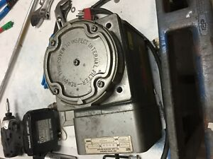 Dayton Speedaire Model 4z024 Compressor Vacuum Pump