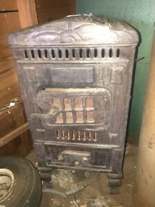 Antique Wood Burning Stuve
