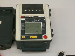 Megger Aemc Avo Biddle Bm11d Calibrated With Warranty