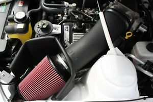 2007 2008 2009 Mustang Shelby Gt500 Jlt Big Air Intake Free Shipping