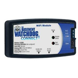 Basement Watchdog Sump Pump Wi fi Connect Emergency Alarm Battery Backup Status