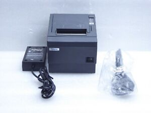 Epson Tm t88iiip Pos Thermal Receipt Printer M129c With Power Supply