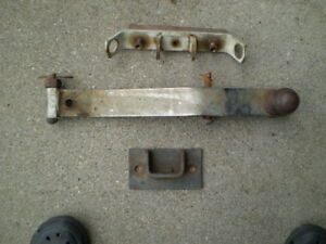 Antique Car Or Truck Trailer Hitch Removable Universal