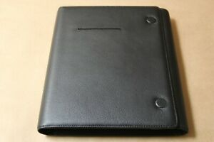 Levenger Circa Smartplanner Folio With Weekly Agenda Black