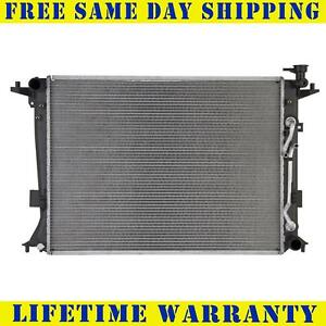 Radiator For 2013 2014 Hyundai Genesis Coupe L4 Lifetime Warranty Fast Shipping