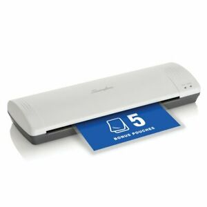 Swingline Inspire Plus Thermal Pouch Laminator 12 1 2in Max Width