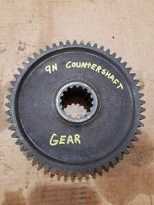 Ford 9n 2n Tractor Transmission Countershaft Gear