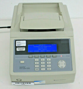 Applied Biosystems Geneamp Pcr System 9700 Thermal Cycler 2