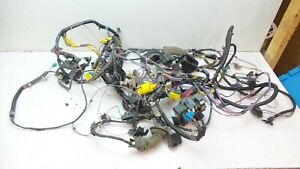 1991 Camaro Original Interior Under Dash Wiring Harness For Parts Or Repair