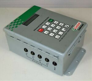 Castrol Lubecon Advanced System Controller 4 ch L16977 W Touch Panel