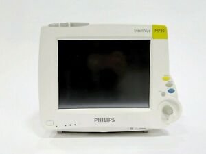 Philips Intellivue Mp30 M8002a Biomed Cert W 45 day Warranty