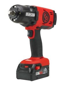 Chicago Pneumatic Cp8849 20v 1 2 Cordless Impact Wrench Bare Tool Only