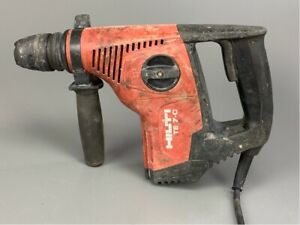 Hilti Te 7 c Corded Rotary Hammer Drill chisel With 13 Bits Included
