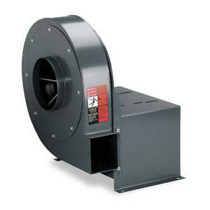 Dayton 4c108 High Pressure Blower Less Motor 10 9 16 Wheel Dia