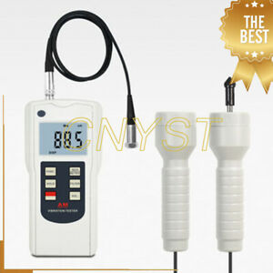 High Accuracy Vibration Meter Tester Vibrometer Gauge For All Rotating Machinery