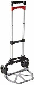 Heavy Duty Stair Climbing Dolly Tow Appliance Furniture Moving Cart Hand Truck