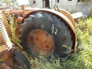 Case La Antique Tractor