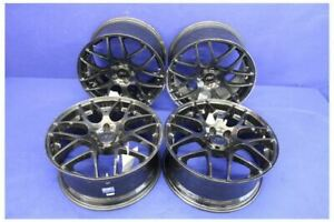2005 2014 Ford Mustang Wheels 19x10 19x8 5 Staggered American Muscle Rims 19