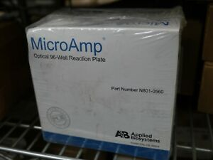Applied Biosystems Microamp Optical 96 well Reaction Plate N801 0560