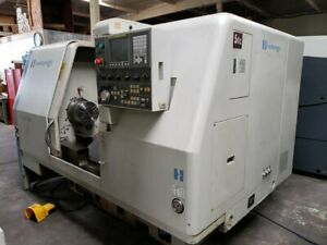 2005 Hardinge Talent 10 78 Cnc Lathe Turning Center 10 Chuck Tailstock Fanuc