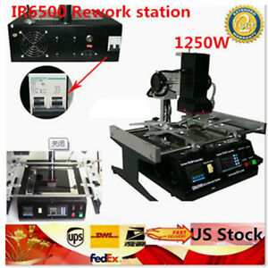 Ir6500 Air Infrared Bga Reballing Station Welding Repair Solder For Xbox360 Ps3