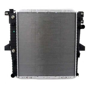 Replacement Radiator Fit For Ford Explorer Mercury Mountaineer 5 0 1996 1999 New