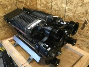Whipple Twin Supercharger Set Up For Small Block Chevy Brand New