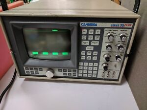 Canberra 3502 Plus Multi channel Analyzer W Opts 3521 for Parts Please Read