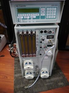 Applikon Adi 1030 Bio reactor Controller And Console Adi 1035
