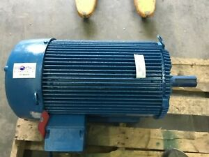 Us Electric T819a 30 Hp Ac Motor 208 230 460 Volts 1765 Rpm 4p 286t Frame