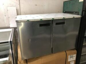 48 Delfield Uc4048 Lowboy Self contained Undercounter Refrigerator Low Boy