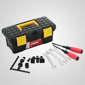 Mini Drilling Milling Machine Tool Kit Box Variable Speed 500w Durable Newest