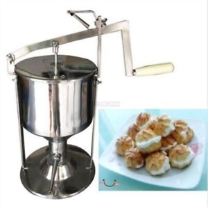 Manual Donut Puff Filler Jelly Filling Cream Filled 6l Kitchen Tool Cooking N Xh