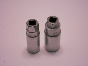 Snap on 3 8 Drive Spark plug Sockets 13 16 5 8 Made In Usa
