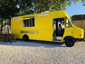 Food Truck For Sale Builder Company New Used Trucks