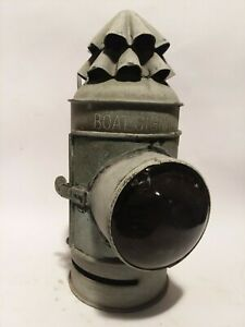 Boat Signal Lantern Nautical Kerosene Light Maritime