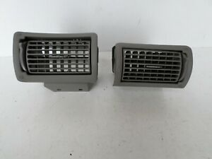 2000 2004 Ford Mustang Gt Dash Vents Right Passenger Left Driver Side Gray Oem