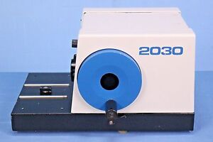 Reichert jung Leica 2030 Biocut Microtome Clean Unit With Warranty