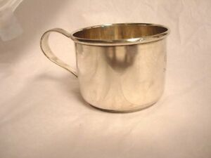 Kirk Sterling Silver Baby Cup
