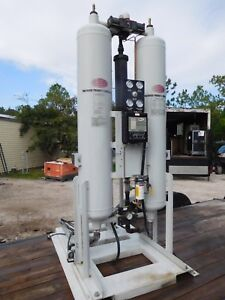 Pall Amloc T125dha4 4 Energy Efficient Compressed Air Desiccant Dryer