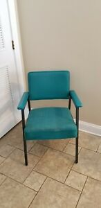 Vintage Steelcase Industrial Office Arm Chair Check Out The Shipping Notes